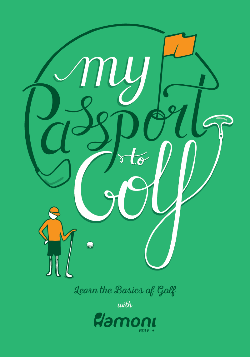 My Passport to Golf by Hamoni Golf