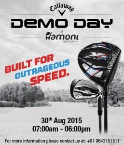 Callaway Demo day