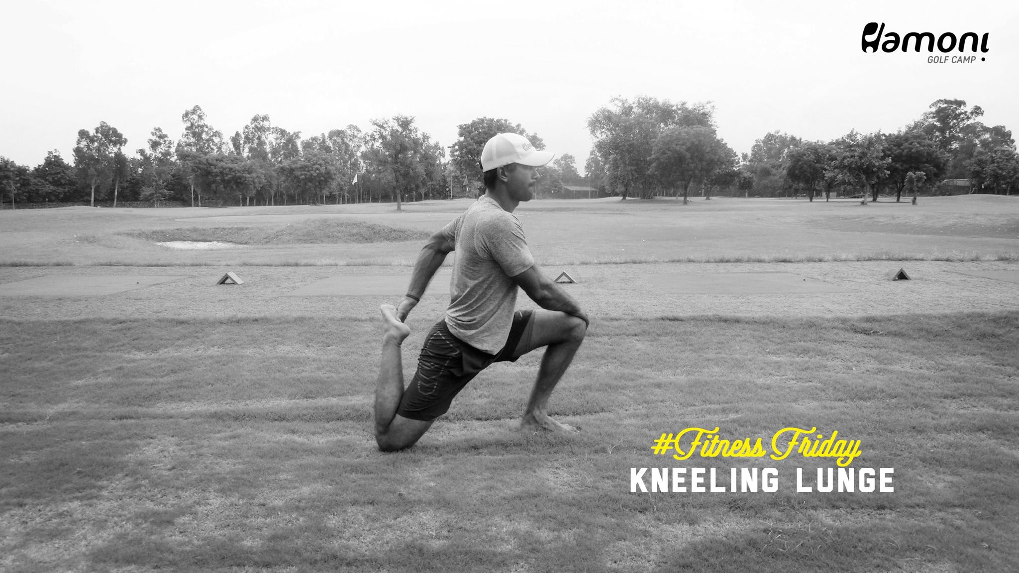 Hip Flexibility Exercise- Kneeling Lunge