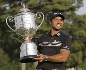 Congratulations Jason Day