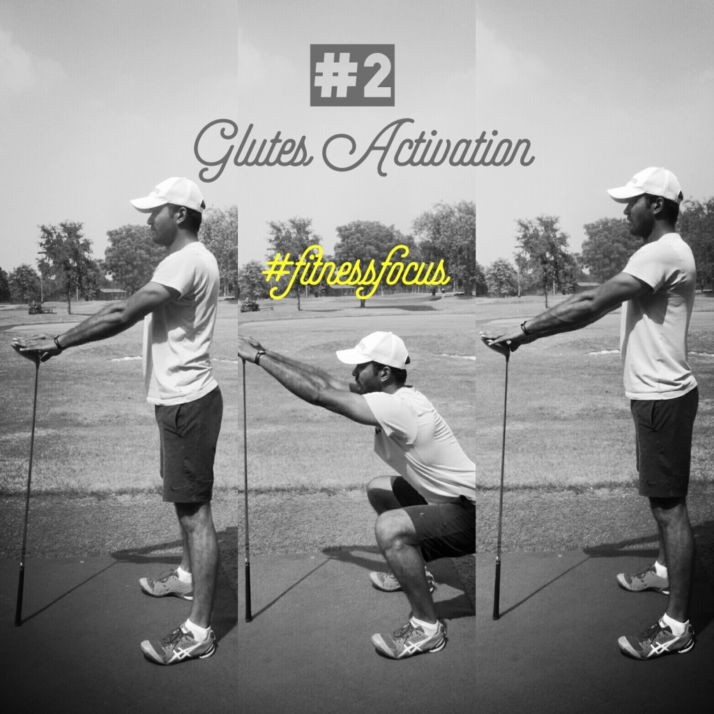 Glutes Activation