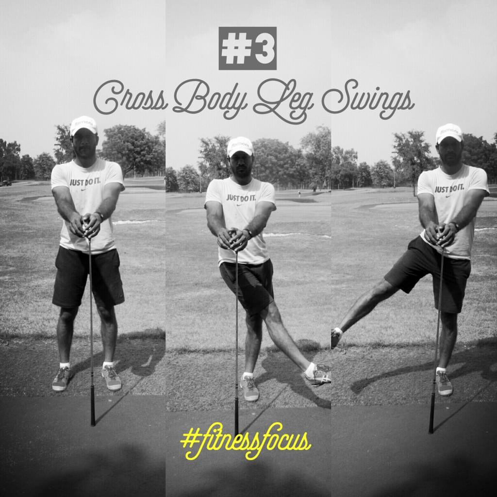 Cross Body Leg Swings