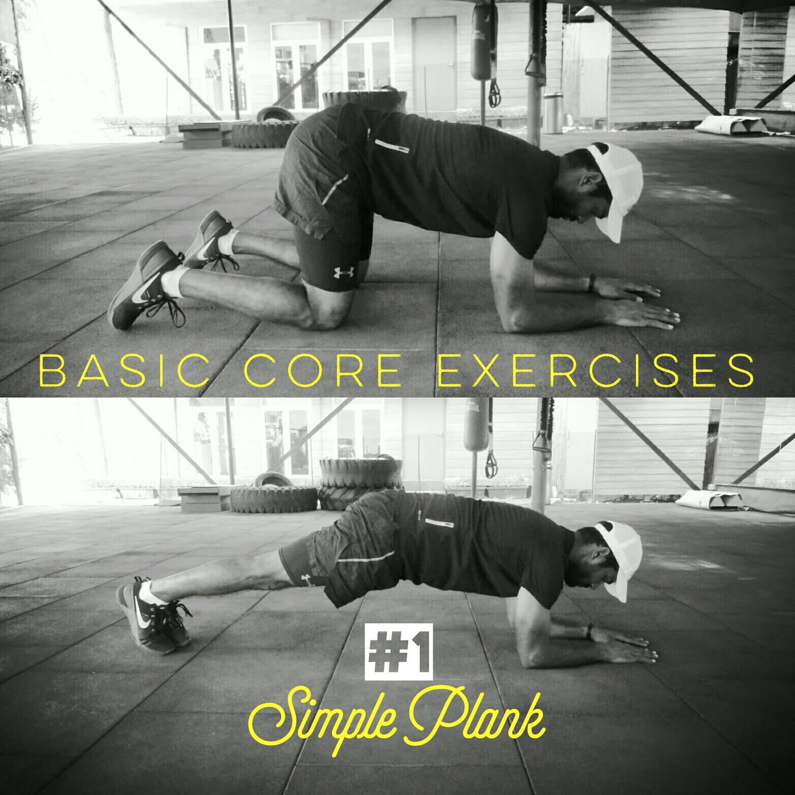 HGC FITNESS FOCUS: BASIC CORE EXERCISES
