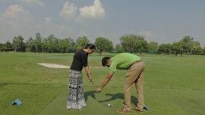 How to start playing golf