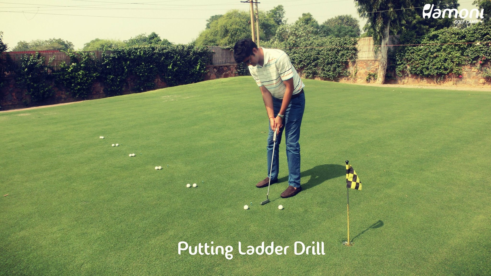 Taking your putting to the next level