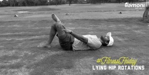Golf fitness exercise