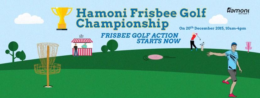 Frisbee Golf championship gurgaon