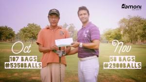 Golf tournament gurgaon delhi winner