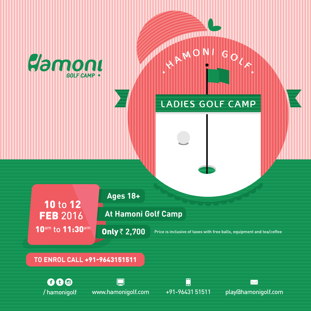 HGC Ladies Golf Camp