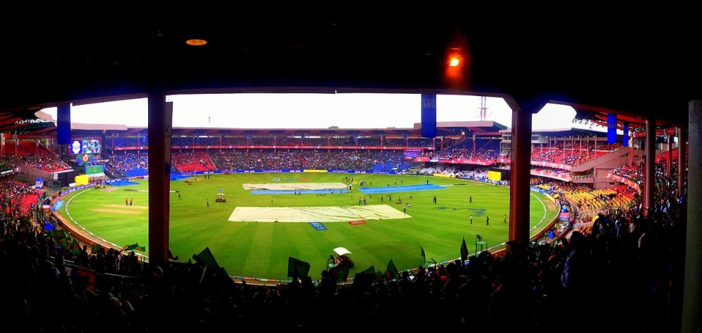 IPL RCB Chinnaswamy Stadium