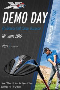 Demo Day golf