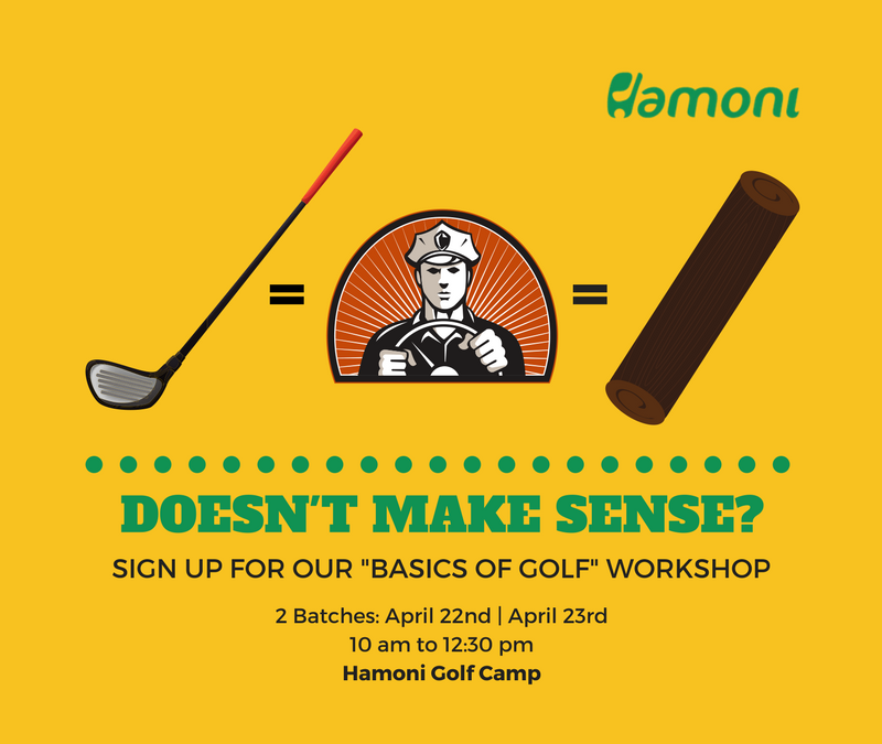 Basics of Golf: A Knowledge Workshop at HGC