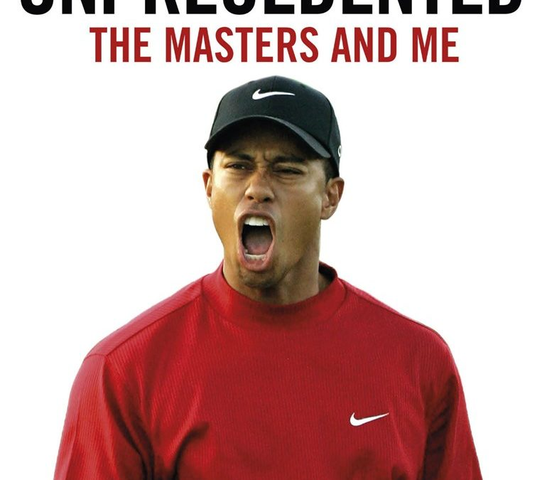 Win a Copy of Tiger's New Book this Masters Week!