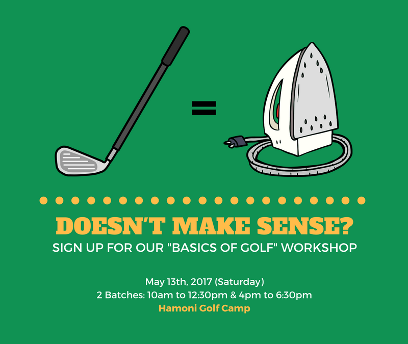 Basics of Golf Knowledge Workshop: 2nd Edition