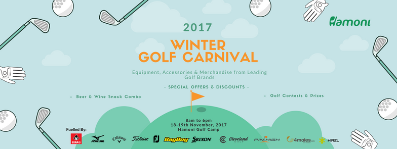 Winter Golf Carnival at HGC