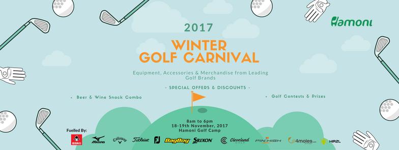 Winter Golf Carnival at HGC